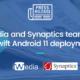 Synaptics press release